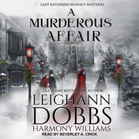 A Murderous Affair - Leighann Dobbs,Harmony Williams