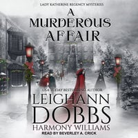 A Murderous Affair - Leighann Dobbs, Harmony Williams