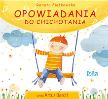 Opowiadania do chichotania - Renata Piątkowska