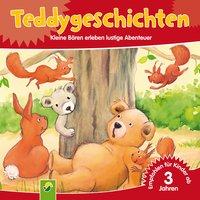 Teddygeschichten - Uwe Müller, Erika Scheuering