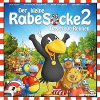 Der kleine Rabe Socke 2: Das große Rennen - Gerhard Delling