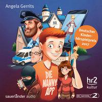 Die Nanny-App - Angela Gerrits