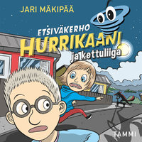 Etsiväkerho Hurrikaani ja kettuliiga - Jari Mäkipää