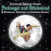 """Pechvogel und Glückskind - 5 Märchen aus """"Träumereien an französischen Kaminen"""" - Richard von Volkmann-Leander"""