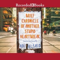 Brief Chronicle of Another Stupid Heartbreak - Adi Alsaid