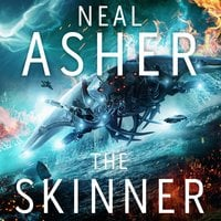 The Skinner - Neal Asher