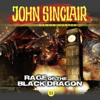 John Sinclair Demon Hunter, 11: Rage of the Black Dragon - Gabriel Conroy