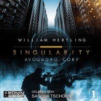 Singularity: Avogadro Corp. - William Hertling