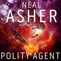 Polity Agent - Neal Asher