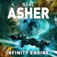 Infinity Engine - Neal Asher