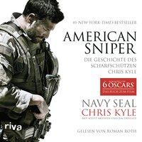 American Sniper - Chris Kyle, Jim Defelice, Scott McEwen