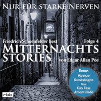 Nur für starke Nerven - Folge 4: Mitternachtsstories - Edgar Allan Poe