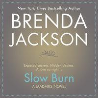 Slow Burn - Brenda Jackson