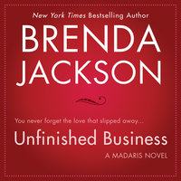 Unfinished Business - Brenda Jackson