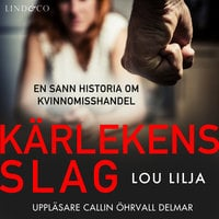 Kärlekens slag: En sann historia om kvinnomisshandel - Lou Lilja