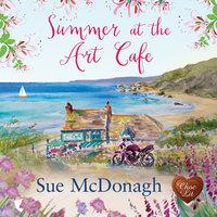 Summer at the Art Café - Sue McDonagh