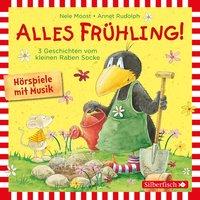 Kleiner Rabe Socke: Alles Frühling! - Nele Moost, Annet Rudolph