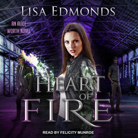 Heart of Fire - Lisa Edmonds