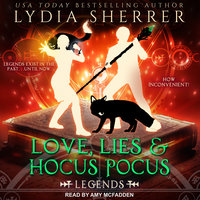 Love, Lies, and Hocus Pocus - Lydia Sherrer