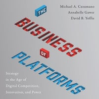 The Business of Platforms: Strategy in the Age of Digital Competition, Innovation, and Power - Michael A. Cusumano, David B. Yoffie, Annabelle Gawer