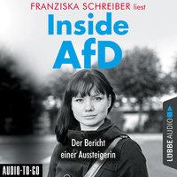 Inside AfD: Der Bericht einer Aussteigerin - Franziska Schreiber