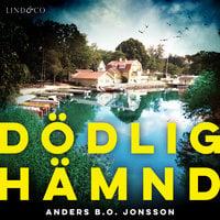 Dödlig hämnd - Anders B.O. Jonsson