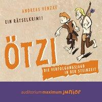 Ötzi: Die Verfolgungsjagd in der Steinzeit - Andreas Venzke