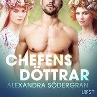 Chefens döttrar - erotisk midsommar novell - Alexandra Södergran