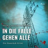 In die Falle gehen alle - Heinz-Peter Baecker