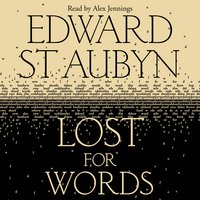 Lost For Words - Edward St. Aubyn