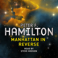Manhattan in Reverse - Peter F. Hamilton