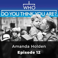 Amanda Holden: Who Do You Think You Are?, Episode 12 - Claire Vaughn