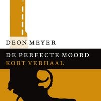 De perfecte moord - Deon Meyer