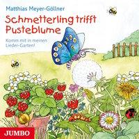 Schmetterling trifft Pusteblume - Matthias Meyer-Göllner