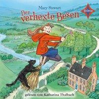 Der verhexte Besen - Mary Stewart