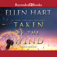Taken by the Wind - Ellen Hart