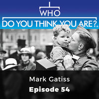 Mark Gatiss: Who Do You Think You Are?, Episode 54 - Claire Vaughn