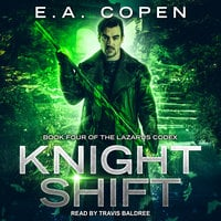 Knight Shift - E.A. Copen