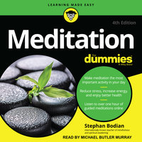 Meditation For Dummies - Stephan Bodian