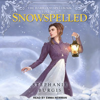 Snowspelled - Stephanie Burgis