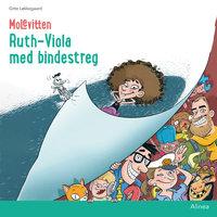 Ruth-Viola med bindestreg - Gitte Løkkegaard