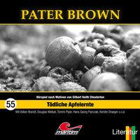 Pater Brown - Folge 55: Tödliche Apfelernte - Tom Balfour, Christoph Ernst