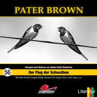 Pater Brown - Folge 56: Der Flug der Schwalben - Thorsten Beckmann