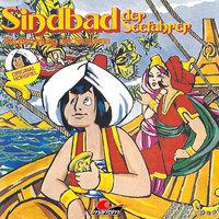 Sindbad der Seefahrer: Die Befreiung der Shajahan - Toyo Tanaka