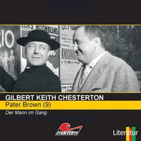 Pater Brown - Folge 9: Der Mann im Gang