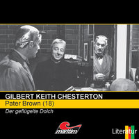 Pater Brown - Folge 18: Der geflügelte Dolch