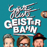 Gästeliste Geisterbahn - Folge 81: Dreiertrio - Nilz Bokelberg, Markus Herrmann, Donnie O'Sullivan