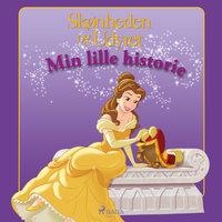 Skønheden og udyret - Min lille historie - Disney