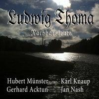 Nachbarsleute - Ludwig Thoma