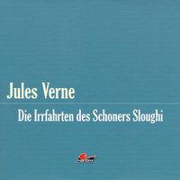 Die große Abenteuerbox - Teil 5: Die Irrfahrt des Schoners Sloughi - Jules Verne